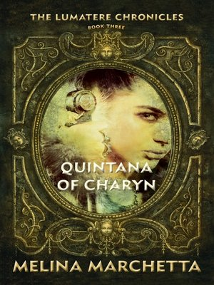cover image of Quintana of Charyn