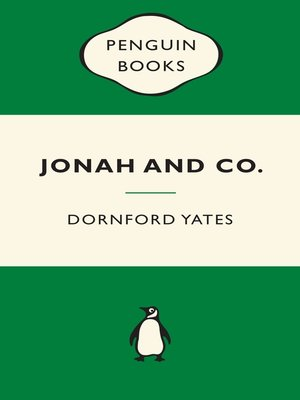 cover image of Jonah and Co