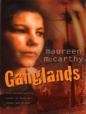 cover image of Ganglands