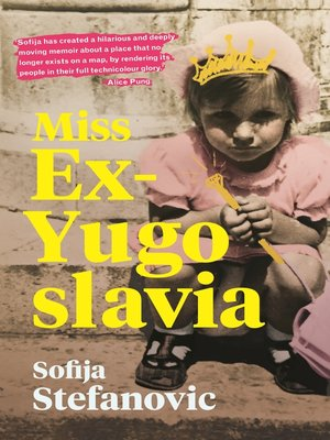 cover image of Miss Ex-Yugoslavia