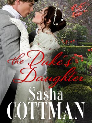 cover image of The Duke's Daughter