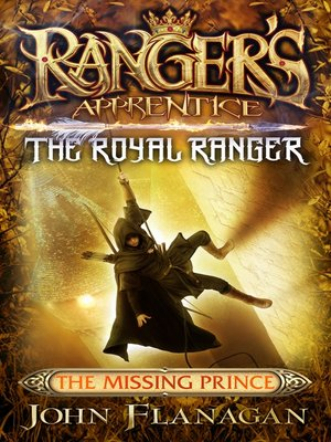 cover image of The Missing Prince