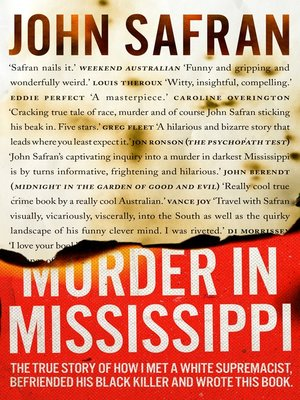 cover image of Murder in Mississippi