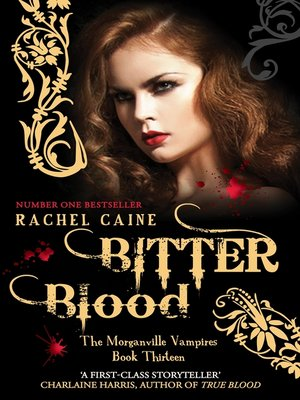 cover image of Bitter Blood