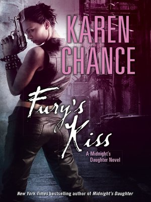 cover image of Fury's Kiss