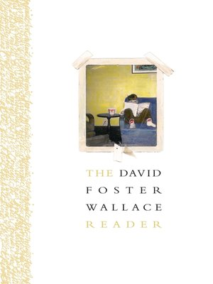 cover image of The David Foster Wallace Reader
