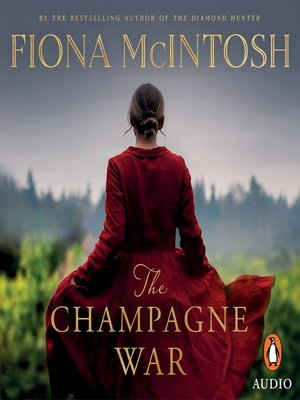 cover image of The Champagne War