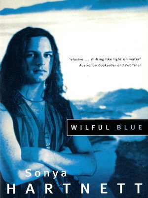 cover image of Wilful Blue