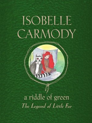 cover image of A Riddle of Green