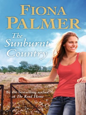 cover image of The Sunburnt Country