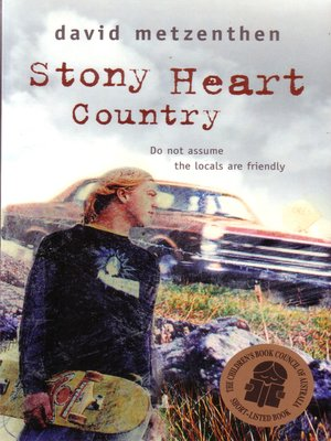 cover image of Stony Heart Country