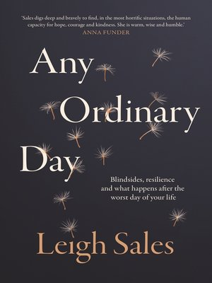 cover image of Any Ordinary Day