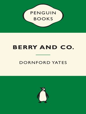 cover image of Berry and Co