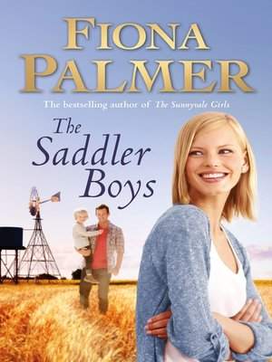 cover image of The Saddler Boys