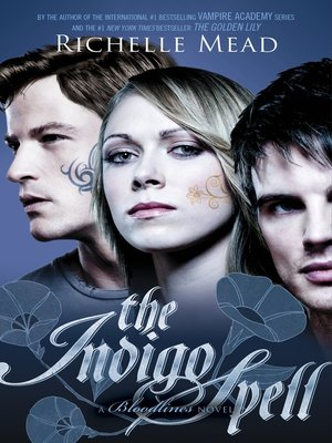 cover image of Indigo Spell