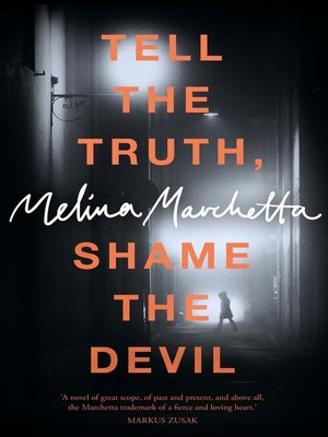 cover image of Tell the Truth, Shame the Devil