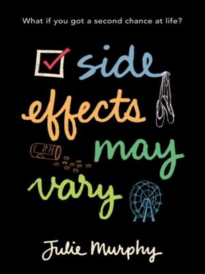 cover image of Side Effects May Vary
