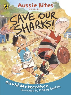 cover image of Save our Sharks