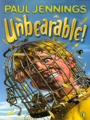 cover image of Unbearable!