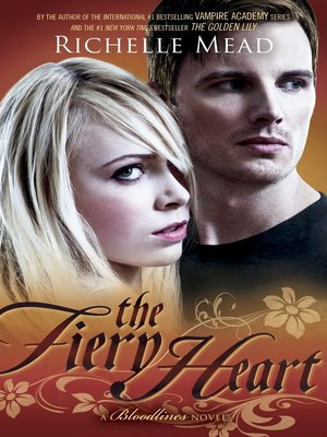 cover image of The Fiery Heart