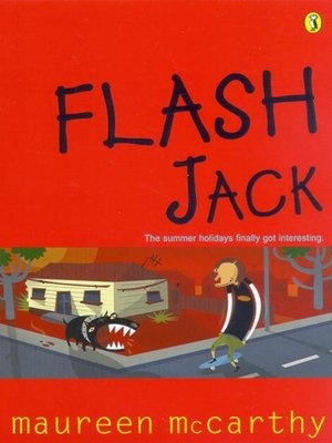 cover image of Flash Jack