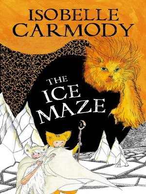 cover image of The Ice Maze