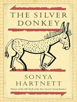 cover image of The Silver Donkey