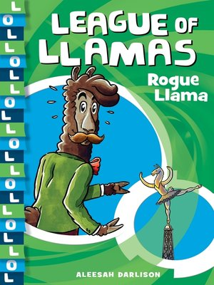cover image of Rogue Llama