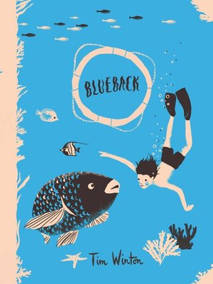 cover image of Blueback