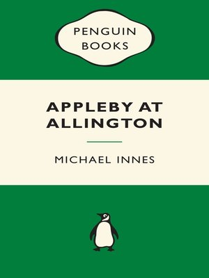 cover image of Appleby at Allington