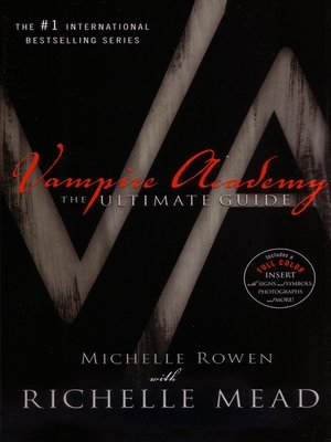 cover image of Vampire Academy