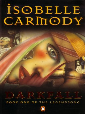 cover image of Darkfall