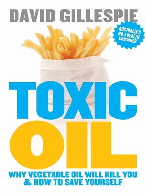 cover image of Toxic Oil