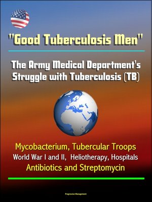 "cover image of ""Good Tuberculosis Men"""