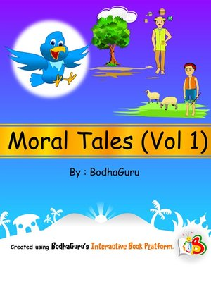 cover image of Moral Tales (Vol 1)