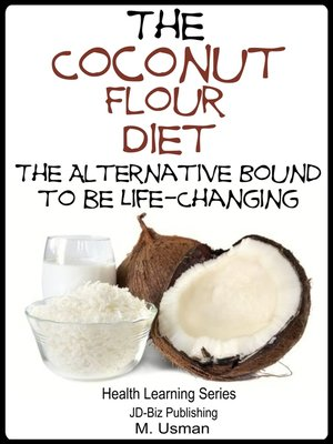 cover image of The Coconut Flour Diet