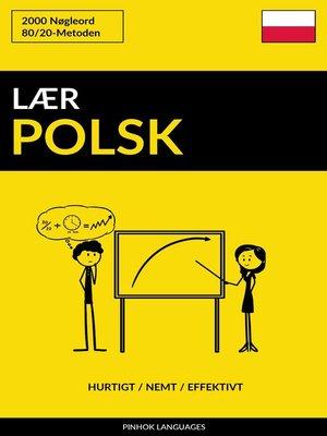 cover image of Lær Polsk