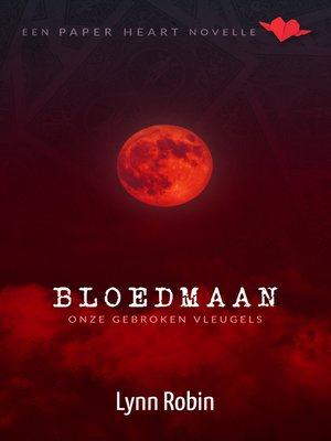 cover image of Bloedmaan (Onze Gebroken Vleugels)