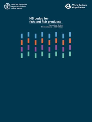 cover image of HS Codes for Fish and Fish Products
