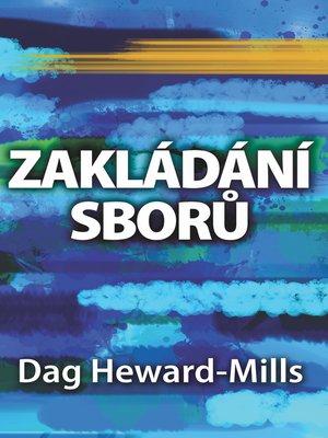 cover image of Zakládání sborů