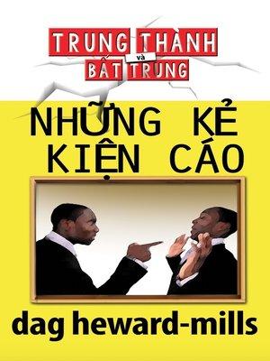 cover image of Những Kẻ Kiện Cáo