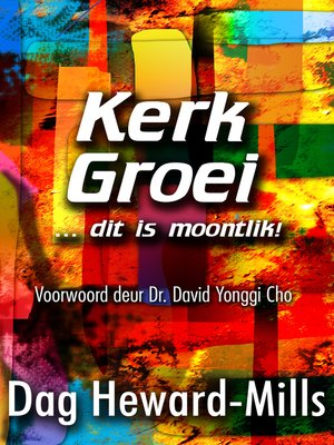 cover image of Kerke groei ... dit is moontlik!