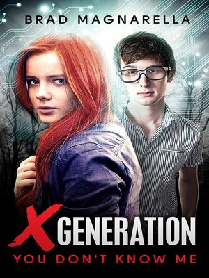 cover image of XGeneration 1