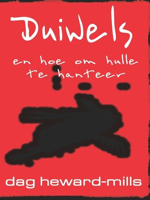 cover image of Duiwels en hoe om hulle te hanteer