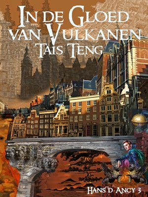 cover image of In De Gloed Van Vulkanen