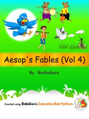 cover image of Aesop's Fables (Vol 4)