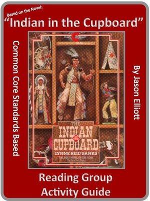 cover image of The Indian in the Cupboard Reading Group Guide