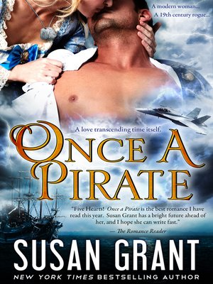 cover image of Once a Pirate