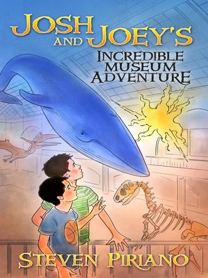 cover image of Josh and Joey's Incredible Museum Adventure