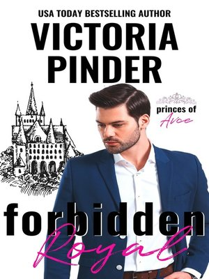 cover image of Forbidden Royal